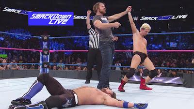 Resultados WWE SmackDown 18/10/2016