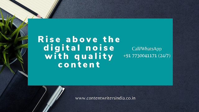 Best Content Writing Agency Hyderabad