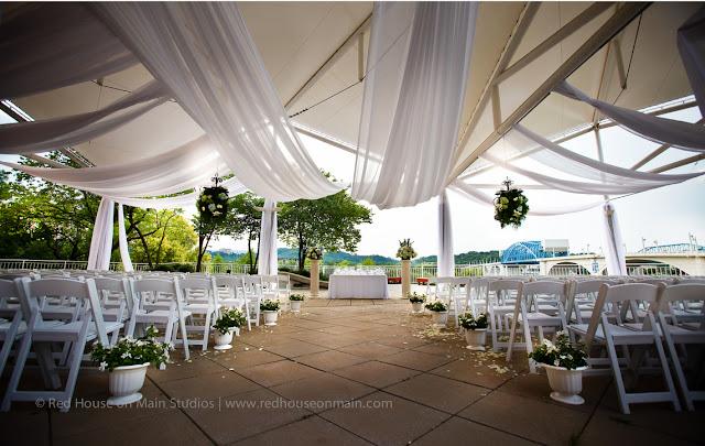 Chattanooga Wedding Venues Tennessee Aquarium