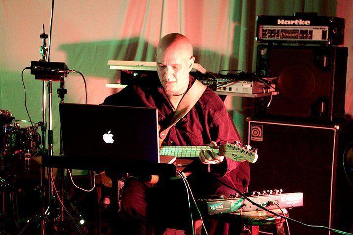 David First drone music