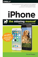 iPhone: The Missing Manual: The book that should have been in the box, 10th Edition