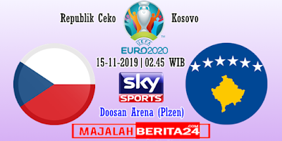 Prediksi Republik Ceko vs Kosovo — 15 November 2019
