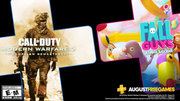 Τα PS Plus παιχνίδια για τον μήνα Αύγουστο.