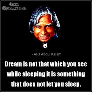 Quotes from abdul kalam