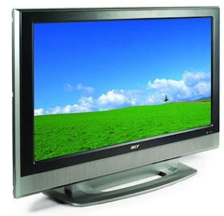 Monitor LCD (Liquid Crsytal Display)