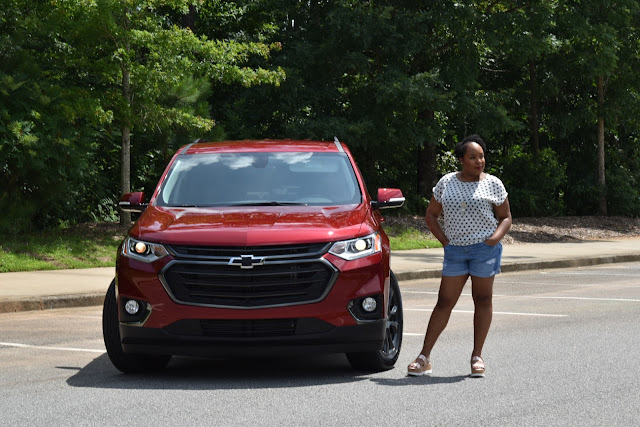 Top 10 Favorite Things I Loved about 2018 Chevy Traverse  via  www.productreviewmom.com