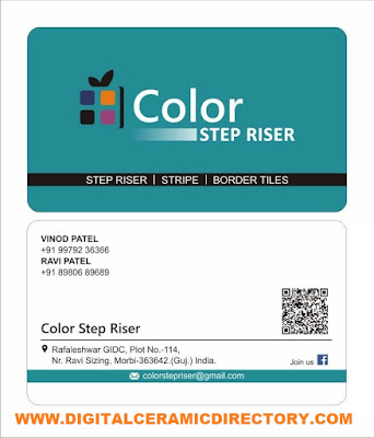 COLOR STEP RISER - 9979236366