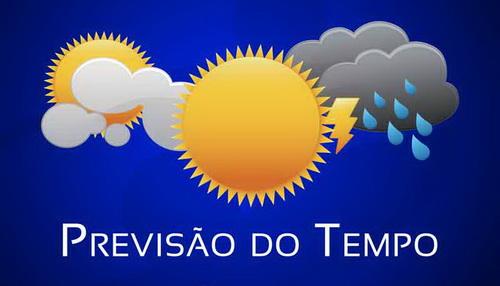 Previsão do tempo- BRASIL para esta segunda-feira, 6/8