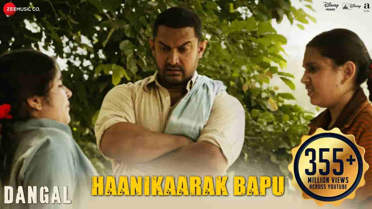 Haanikaarak bapu lyrics Dangal Sarwar Khan x Sartaz Khan Barna Bollywood Song