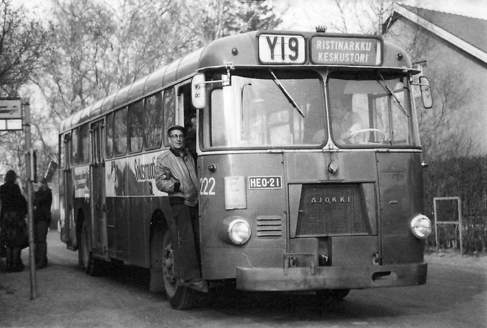 Finnish Bus