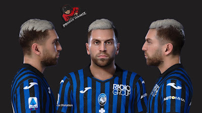 PES 2021 Faces Papu Gomez by Prince Hamiz