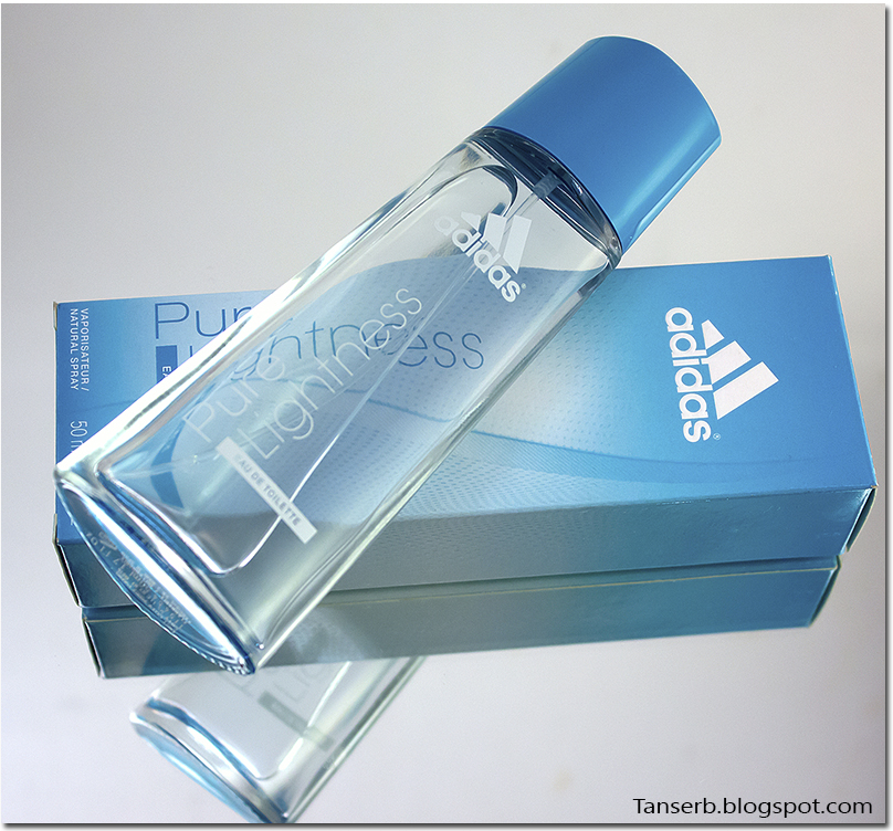 Туалетная вода Adidas Pure Lightness eau de toilette