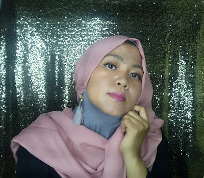 Make up Natural saat lebaran
