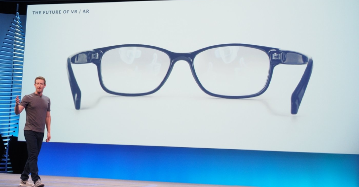 Facebook Will Soon Build AR Glasses & Map The World