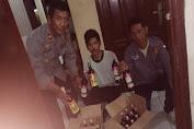 Antisipasi Aksi Kriminalitas, Polsek Cipocok Jaya Gelar Operasi Cikpon, Puluhan Miras Berhasil Diamankan
