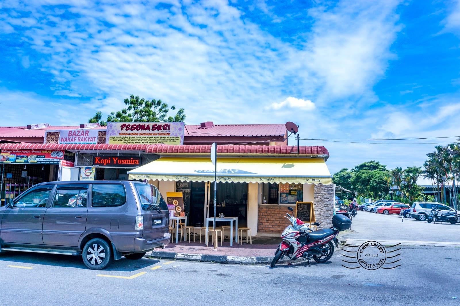 Thai Food Bayan Baru Penang So Thaisty