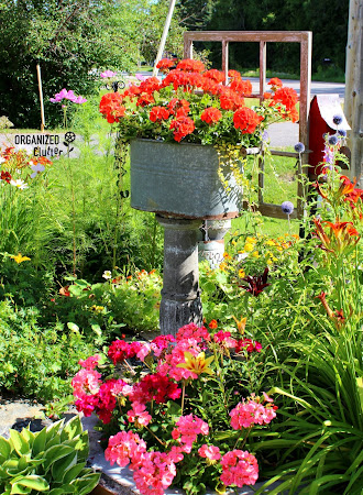 Yard of Flowers Garden Tour 2016
