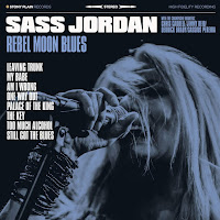 Sass Jordan's Rebel Moon Blues
