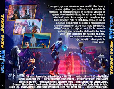 Space Jam - Nuevas leyendas - [2021]