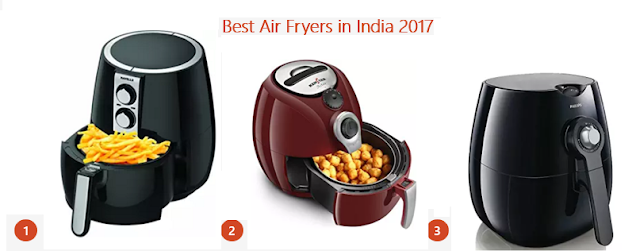 Best Air Fryers in India 2017