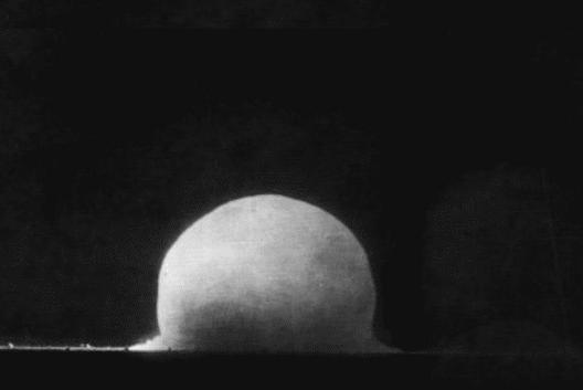 detonação primeira bomba atômica teste trinity