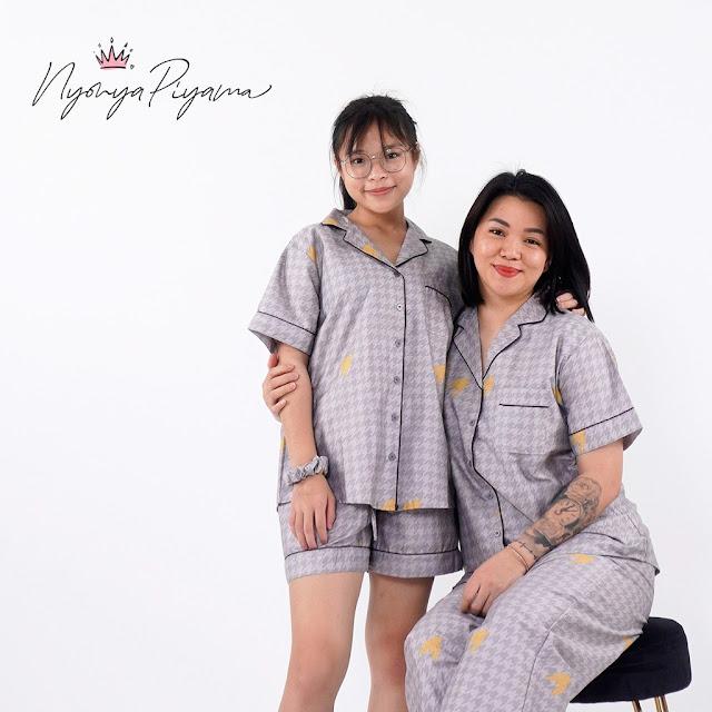 Nyonya Piyama Official Store, Gudangnya Pajamas untuk Tidur