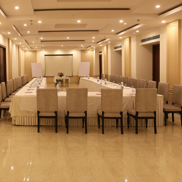 Conference venue near delhi airport