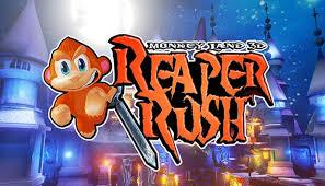 Monkey Land 3D Reaper Rush