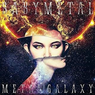 [Album] BABYMETAL – Metal Galaxy (3rd Album) [MP3/320K/ZIP]