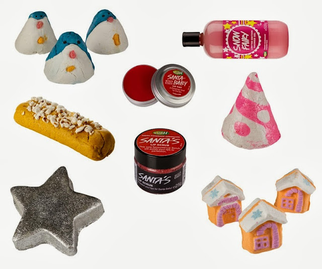 Christmas Releases Are Starting!   OPI, Ciate & Lush