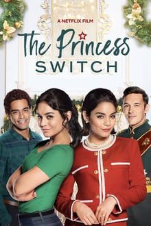 Poster The Princess Switch