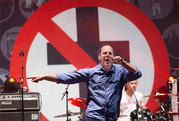 "Greg Graffin (Bad Religion) covers Norman Blake's ""Lincoln's Funeral Train"""