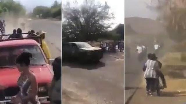 Hubo nuevos enfrentamientos en Aguililla; Michoacán entre Cárteles Unidos y el CJNG