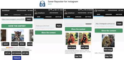 cara download foto instagram hd