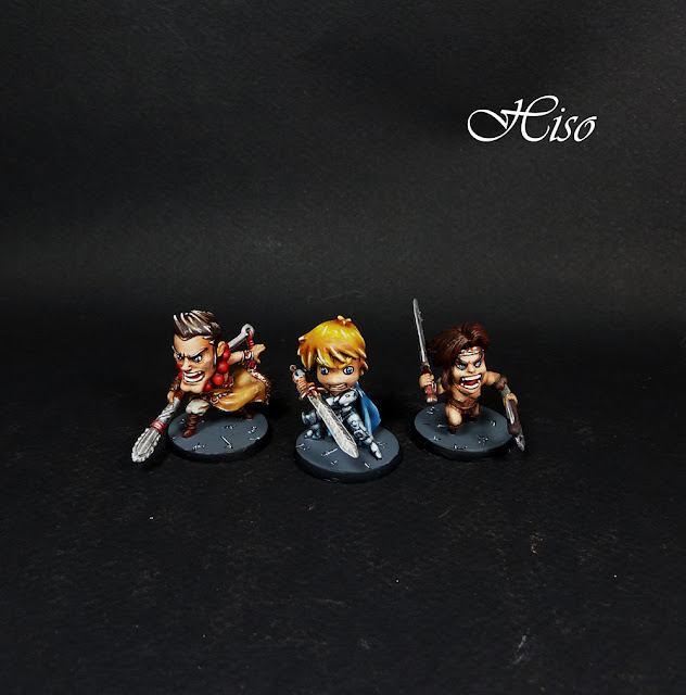 Arcadia Quest Heroes