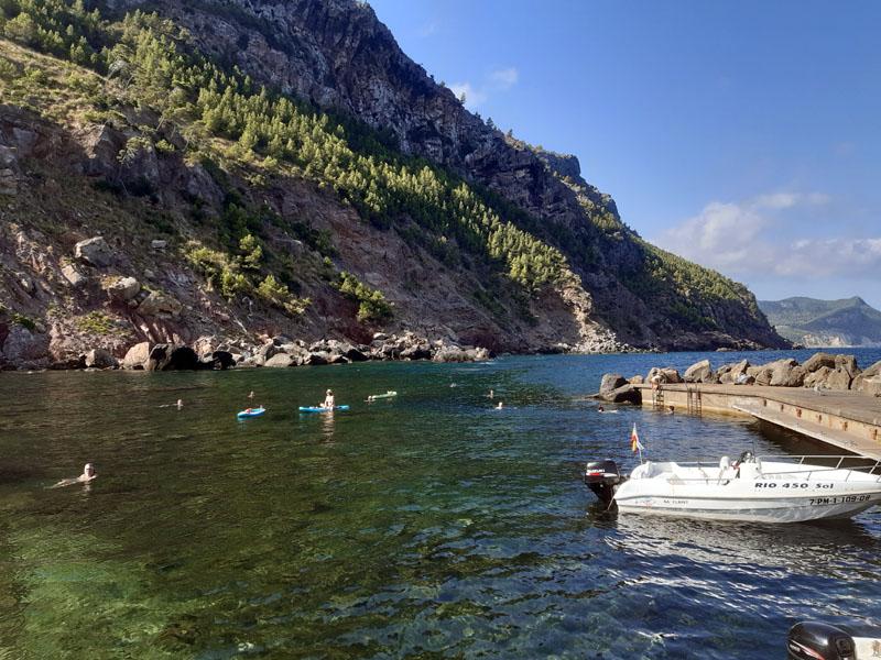 Port de Valldemossa, Maiorca