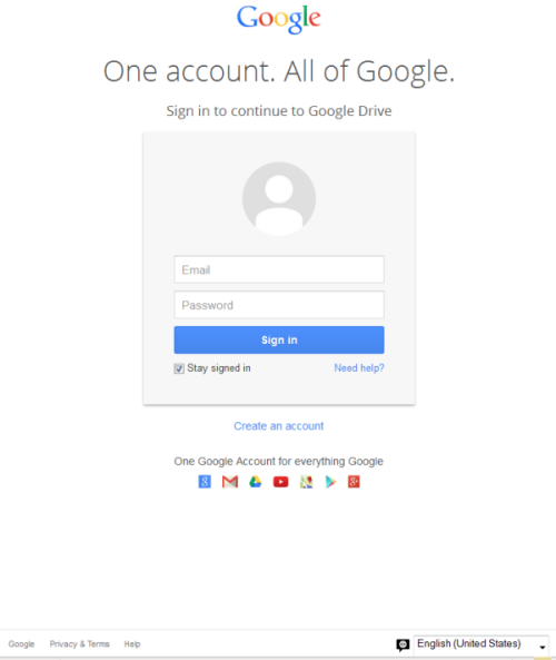 WATCH OUT! Scammers targeting Google Account with Phishing Page hosted on Google Drive