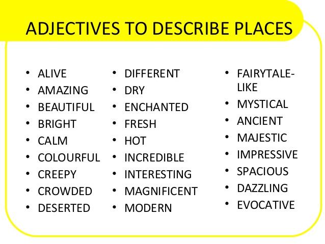 describing a place essay example describing a place essay example