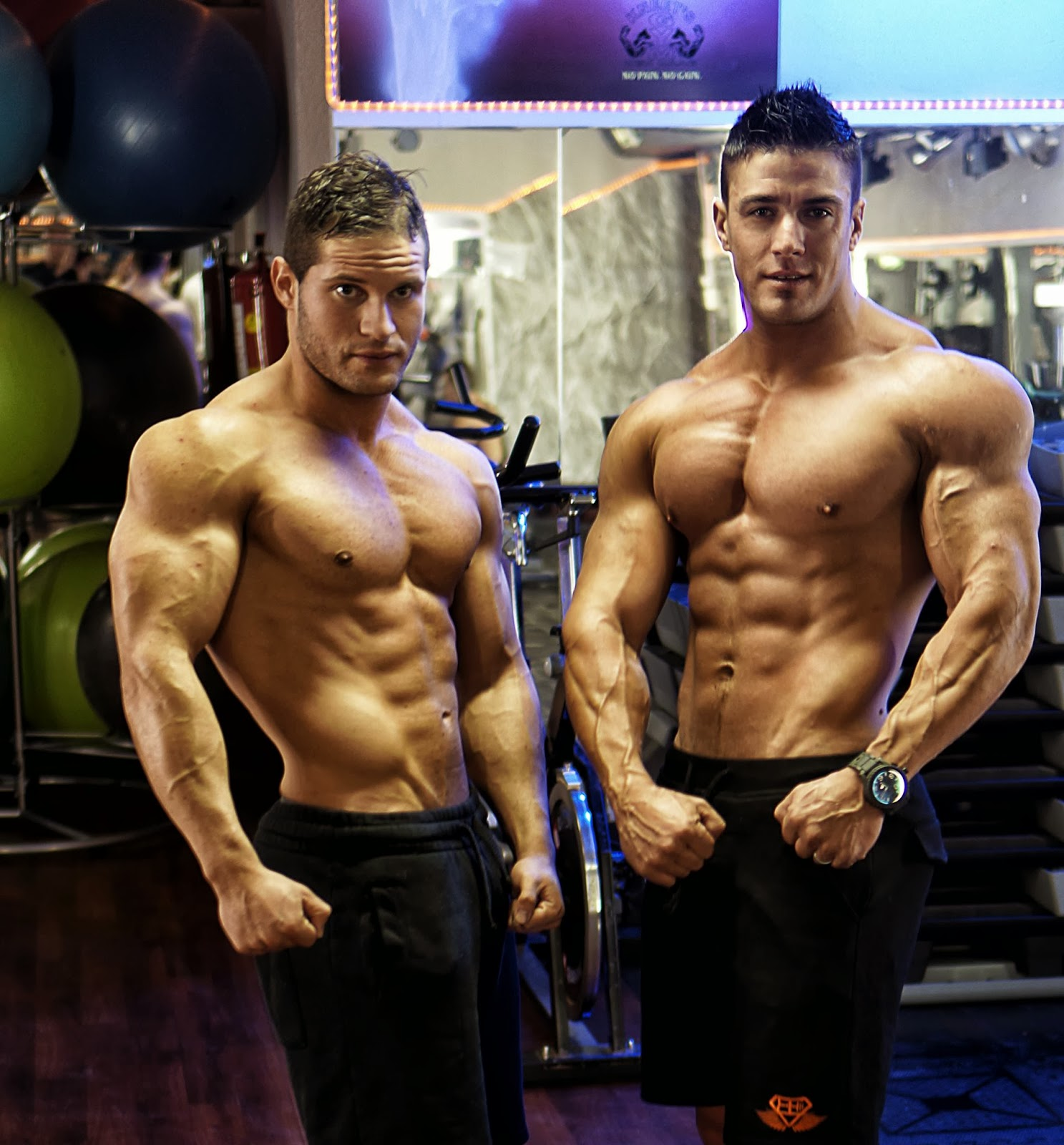 Daily Bodybuilding Motivation: Best Fitness Models in the