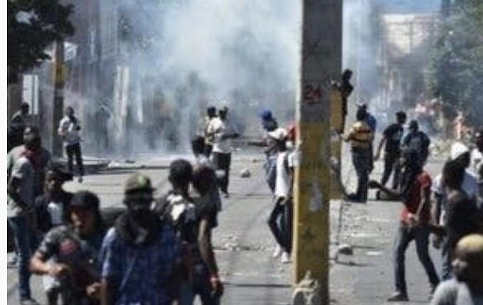 En Haití los periodistas son agredidos y amenazados, denuncia la SIP