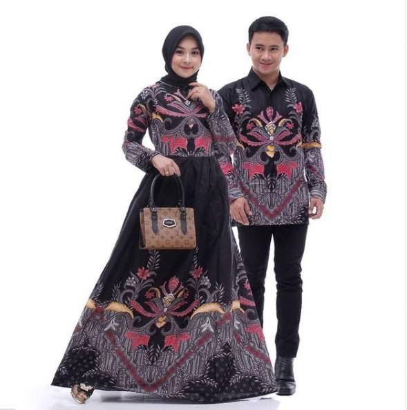 Gamis Couple Pasangan