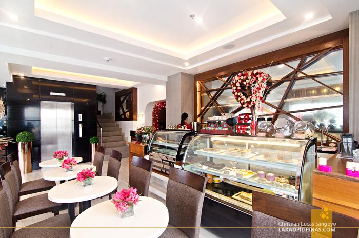 Ironwood Hotel Tacloban Cafe