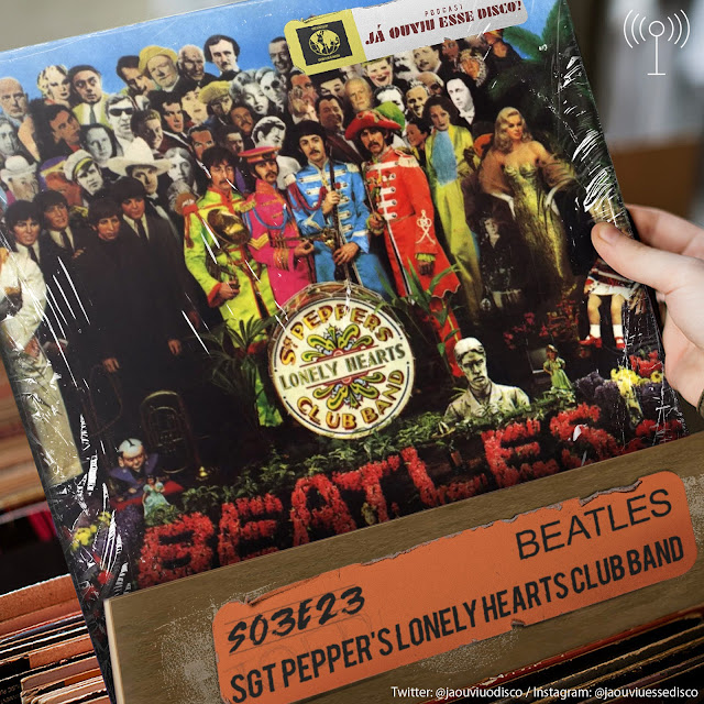 S03E23 Sgt. Pepper's Lonely Hearts Club Band - Beatles