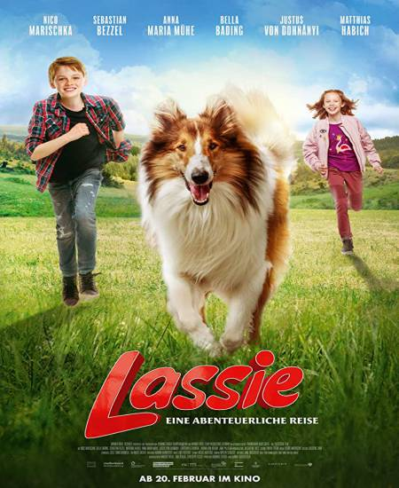 Lassie Come Home 2020 English 480p HDRip 300MB Download