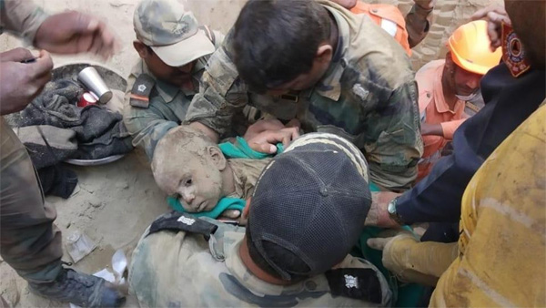 National, News, Punjab, Boy, Child, Accident, Accidental Death, Government, hospital, Helicopter, 2 years old rescued from borewell after 109 hour