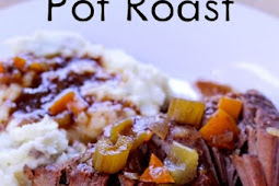 Texas Roadhouse Pot Roast - SLOW COOKER