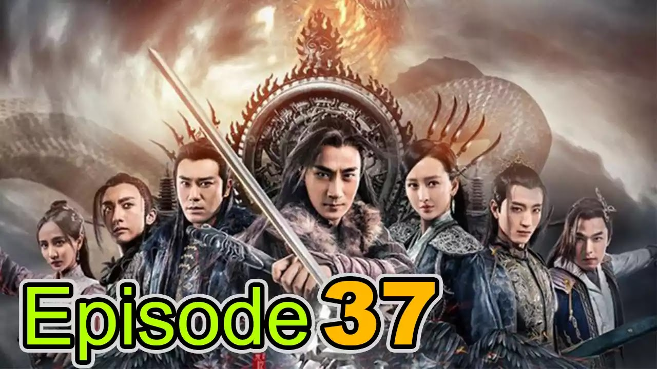 The Legend of Jade Sword (2018) Subtitle Indonesia Eps 37