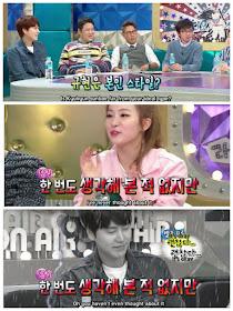 Kyuhyun Seulgi Radio Star