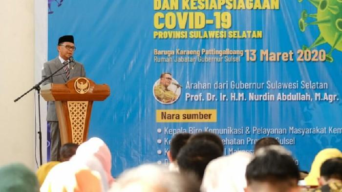 Cegah Corona, Masyarakat Diimbau Hindari Kontak Fisik