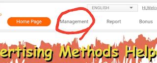 click managment